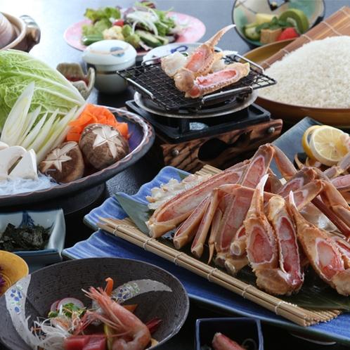 蟹取県で蟹すき鍋♪