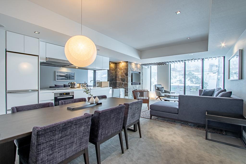 2・3ベッドルームアパートメント 和洋室