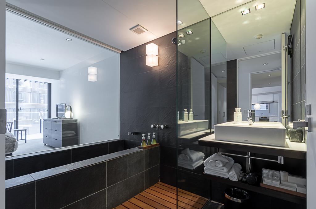 アパートメント バスルーム