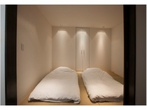 和室付きのお部屋 琉球畳を用いた畳部屋(一例)