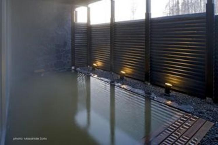 大浴場・男湯露天風呂