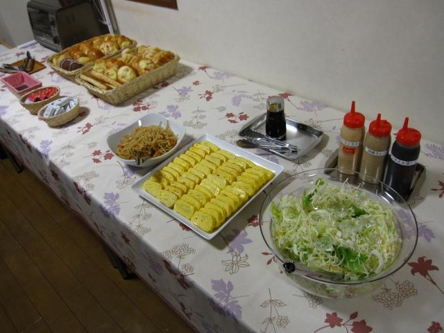朝食(2)