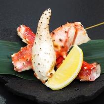 【夏】焼きたらば蟹