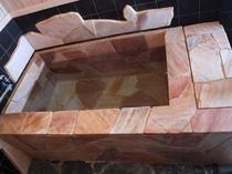 総天然石風呂