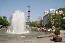 大通り公園テレビ塔