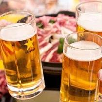 ビヤガーデンビールイメージ
