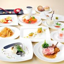 ◆シェフおまかせディナー