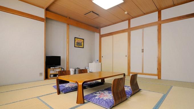 ファミリー&グループ旅行にオススメ♪畳のお部屋でのんびり(素泊まり)