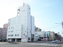 【外観】帯広駅東通り北口より徒歩3分