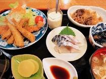 【夕食一例-3】おまかせ定食
