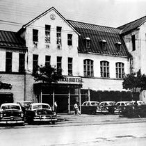 【ホテルの歴史】