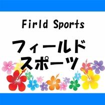 フィールドスポーツ