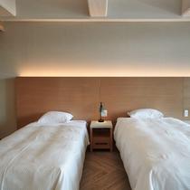 和室でくつろいで、就寝はベッドという贅沢な使い方もできちゃいます!
