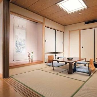和室8畳+寛ぎスペース