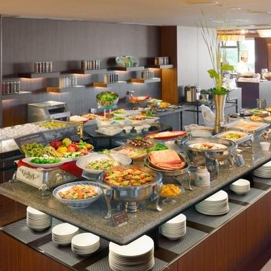 【楽天トラベル限定】 和洋ブッフェ朝食付きプランが最大10%OFF&ポイント最大10倍!