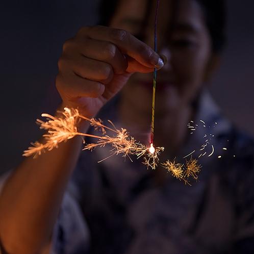 【夏】よこての全国線香花火大会 毎年7月開催
