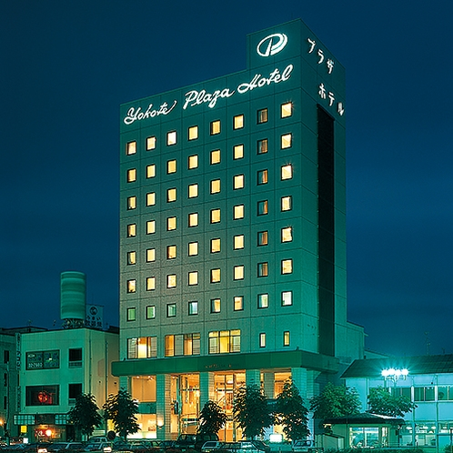【外観】横手プラザホテル
