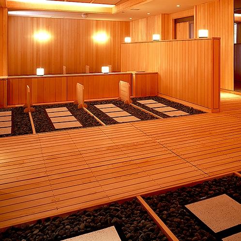 【別館ホテルプラザアネックス横手】8F岩盤浴 ご宿泊様は一回1000円でご利用頂けます。