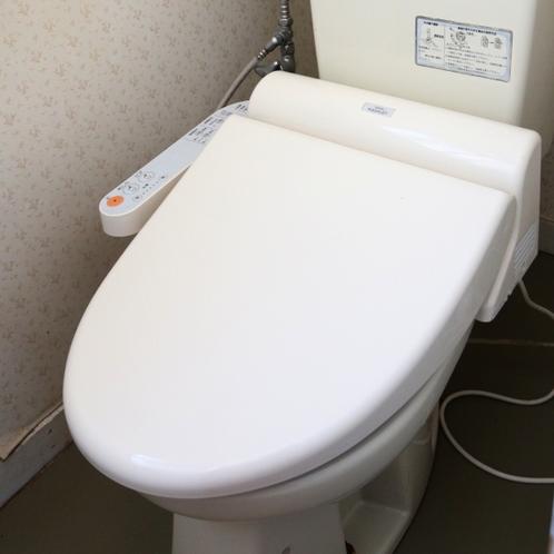 共用の洗面・トイレ
