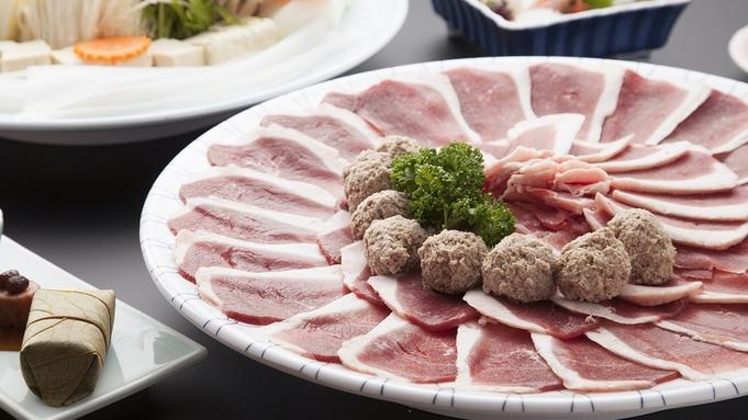 【冬の奈良鍋】当館名物◆奈良ブランド合鴨肉『倭かも鍋』を贅沢に大鍋で堪能コース◆