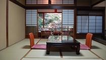 *【離れ】木造書院造の和室