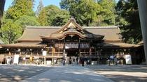 *【大神神社】日本最古の神社の一つ。強力なパワースポットとして知られています。縁結びにもご利益がある
