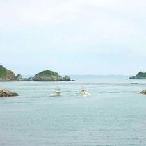 【島の風景】