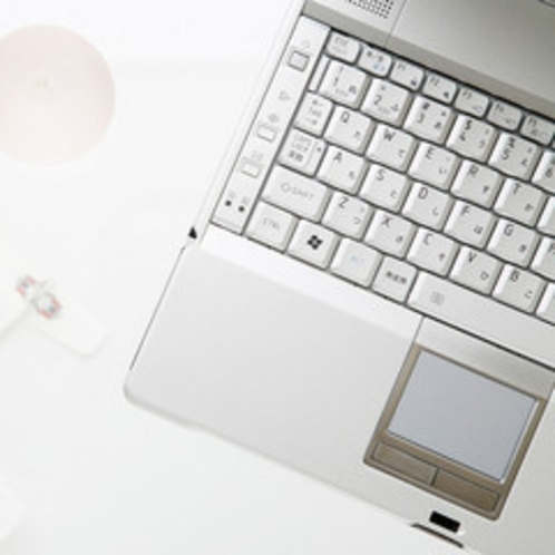 【貸出】パソコン1泊¥1,000