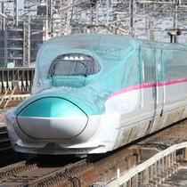 新幹線をご利用なら、新青森駅までのタクシーチケット付きが便利!
