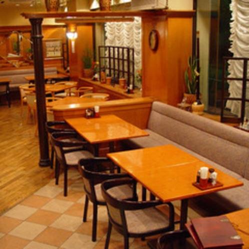朝食会場は1階レストラン7:00〜9:30