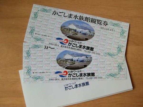 水族館チケット