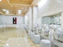 大浴場改装後①(男性専用)