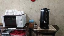 1F 無料コーヒーサービス