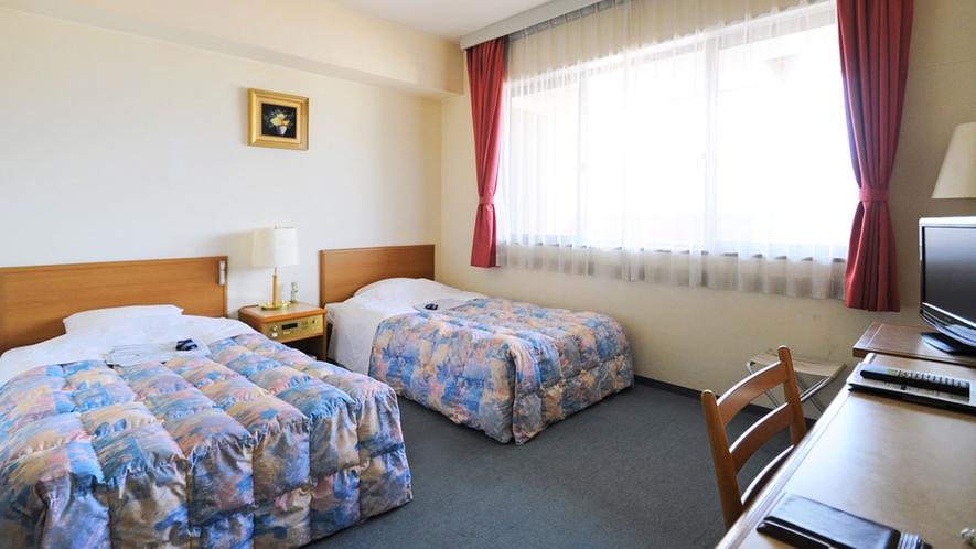 【ツインルーム】(別館)24平米/バス・トイレ付