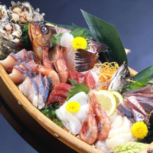 【一品料理※要予約】舟盛(3~4人前)¥6,600