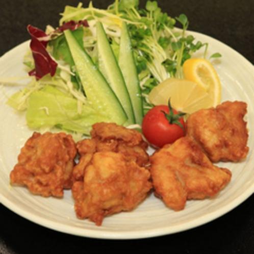【一品料理※当日可】鶏唐揚げ¥660