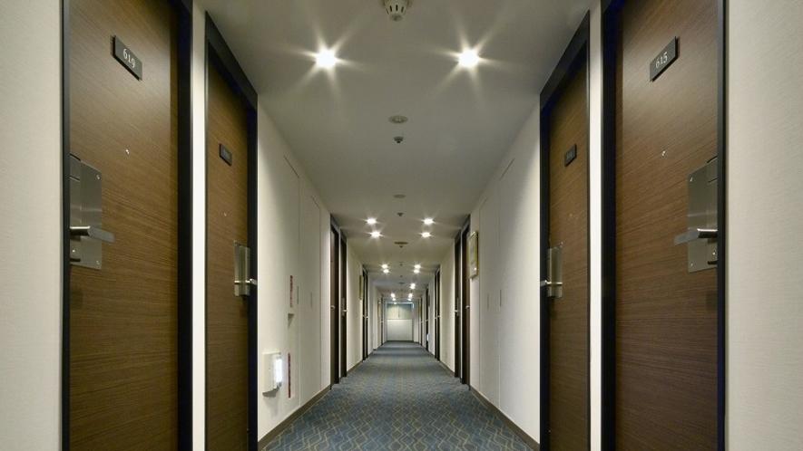館内はとても静かにお過ごしいただけます。