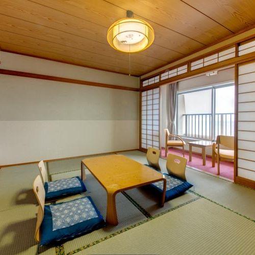 客室 海側 和室10畳