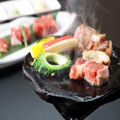 鹿児島プレミアム~薩摩の黒肉と海鮮料理~
