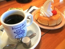コメダコーヒー 〔徒歩圏内〕