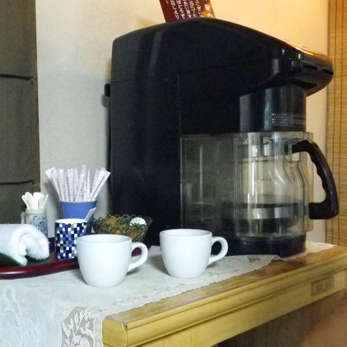 *モーニングコーヒーサービス
