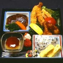 *料理一例/お子様お食事