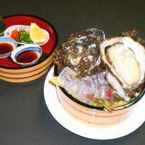 *料理一例/牡蠣