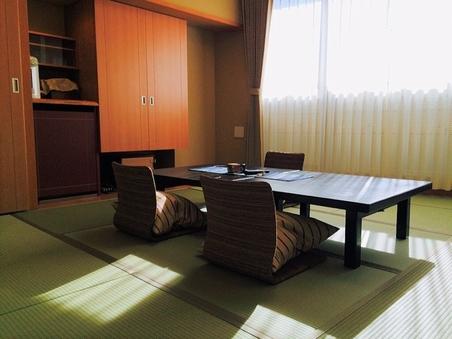 6畳〜7.5畳タイプ和室・全室冷暖房完備・ウォシュレット完備