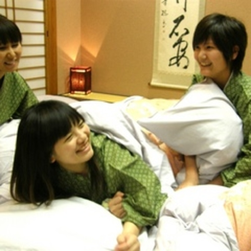 【春】 出会いと別れの季節・卒業旅行も仲良し女子会