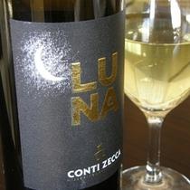月をモチーフにした辛口ワイン・LUNA
