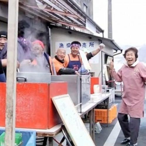 【初夏】 熱海漁港には美味しい漁師料理のお店がたくさん♪ランチにちょっと立ち寄り☆