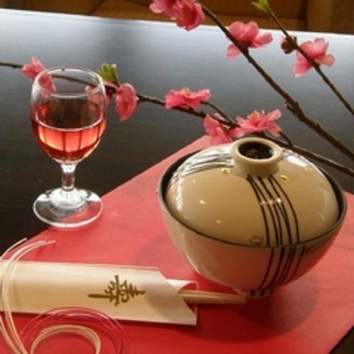 【冬】 《お正月》お料理も伝統にこだわった御節風