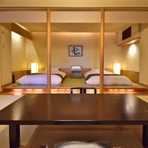 露天風呂付き客室【翠-kawasemi-】