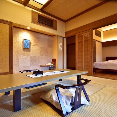 アジアンモダンな大人空間。お好きなジャズを聴きながらゆったり客室風呂を満喫【とき-toki-】